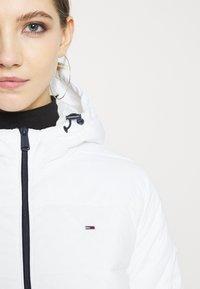 Tommy Jeans - SIDE SLIT JACKET - Light jacket - white - 5