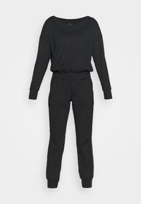 Sweaty Betty - GARY LONG SLEEVE - Jumpsuit - black - 3