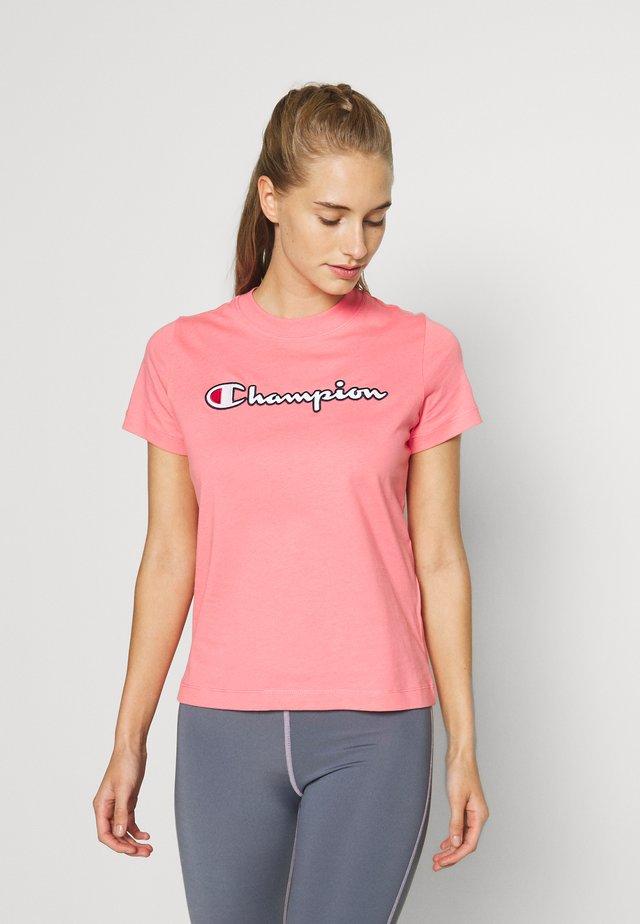 CREWNECK ROCHESTER - Printtipaita - pink