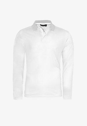 JIB - Polo shirt - snow white