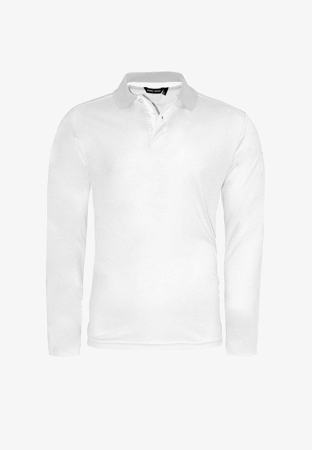 JIB - Poloshirts - snow white