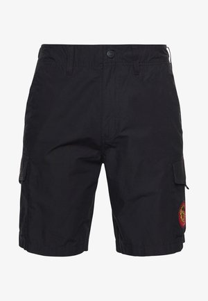 PATCHED ALPHA - Shorts - black
