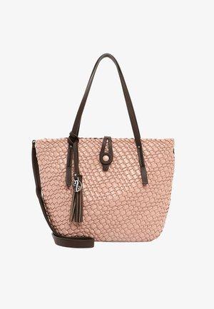 Shopping bags - rose