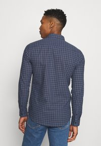 Only & Sons - ONSTONY LIFE CHECKED - Skjorta - dress blues - 2