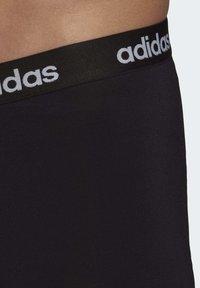 adidas Performance - CLIMACOOL BRIEFS 3 PAIRS - Pants - black - 7