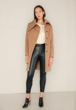 NAMI  - Classic coat - camelbeige