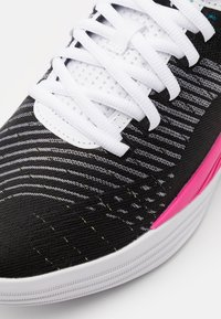 Puma - CLYDE ALL PRO - Basketball shoes - black/luminous pink - 5