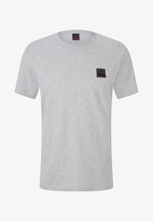 VITO - Basic T-shirt - grau meliert
