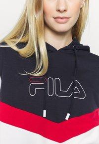 Fila - LACEY - Felpa con cappuccio - bright white - 4