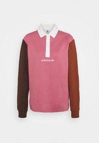adidas Originals - LONGSSLEVE  - Polo shirt - multicolor - 4