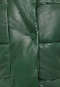 Oakwood - DOLLY - Leather jacket - dark green - 2