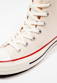 Converse - CHUCK TAYLOR ALL STAR 70 HI - High-top trainers - parchment - 5