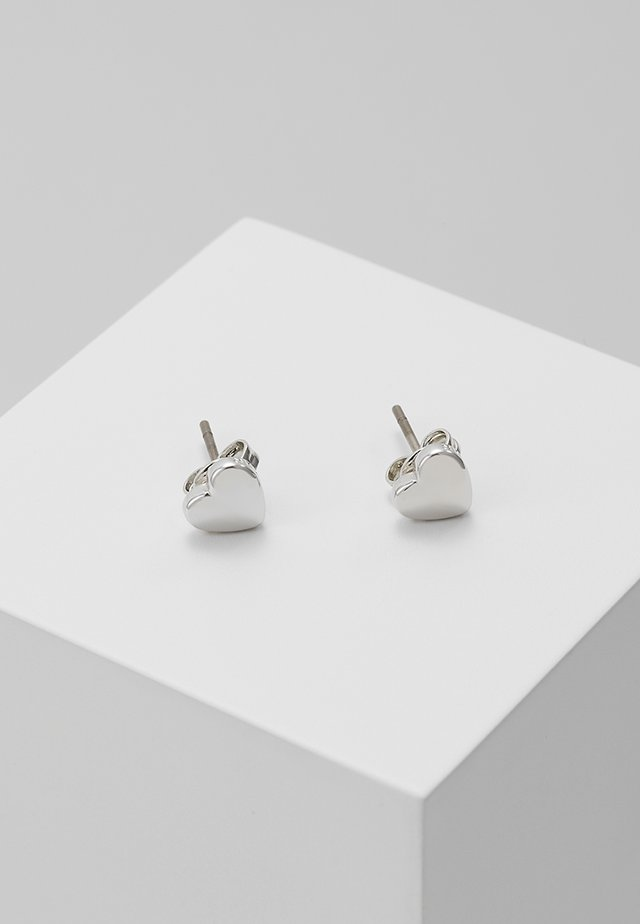 HARLY - Earrings - silver-coloured