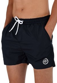 AÉROPOSTALE - Swimming shorts - navy - 0