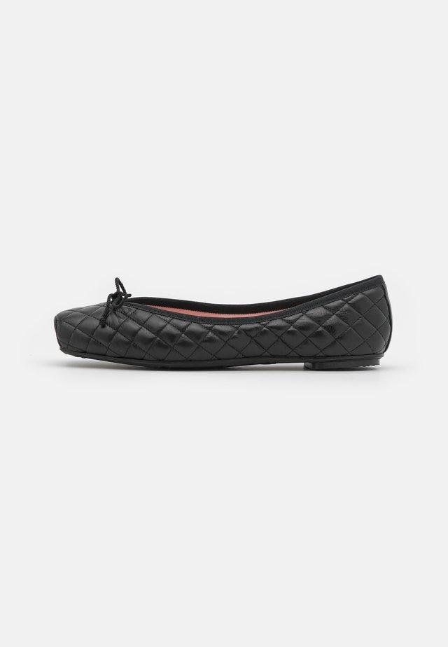 KRISTEN - Ballet pumps - black