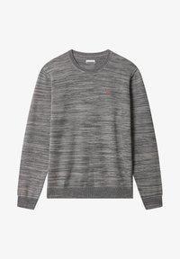 Napapijri - DUEVILLE CREW - Pullover - dark grey melange - 4