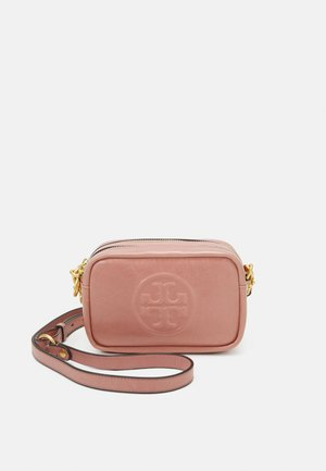PERRY BOMBE GLAZED MINI BAG - Across body bag - pink magnolia