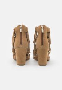 Steven New York - ELSIE - Sandals - chestnut - 3