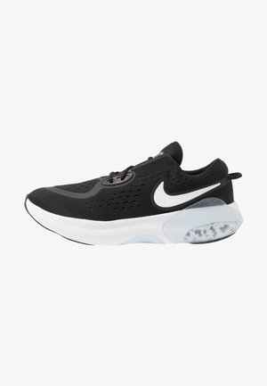 JOYRIDE DUAL RUN - Neutral running shoes - black/white
