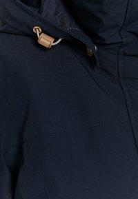 Icepeak - ALICEVILLE - Winter coat - dark blue - 2