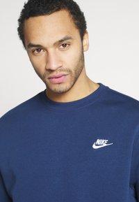 Nike Sportswear - CLUB - Sweatshirts - midnight navy - 3