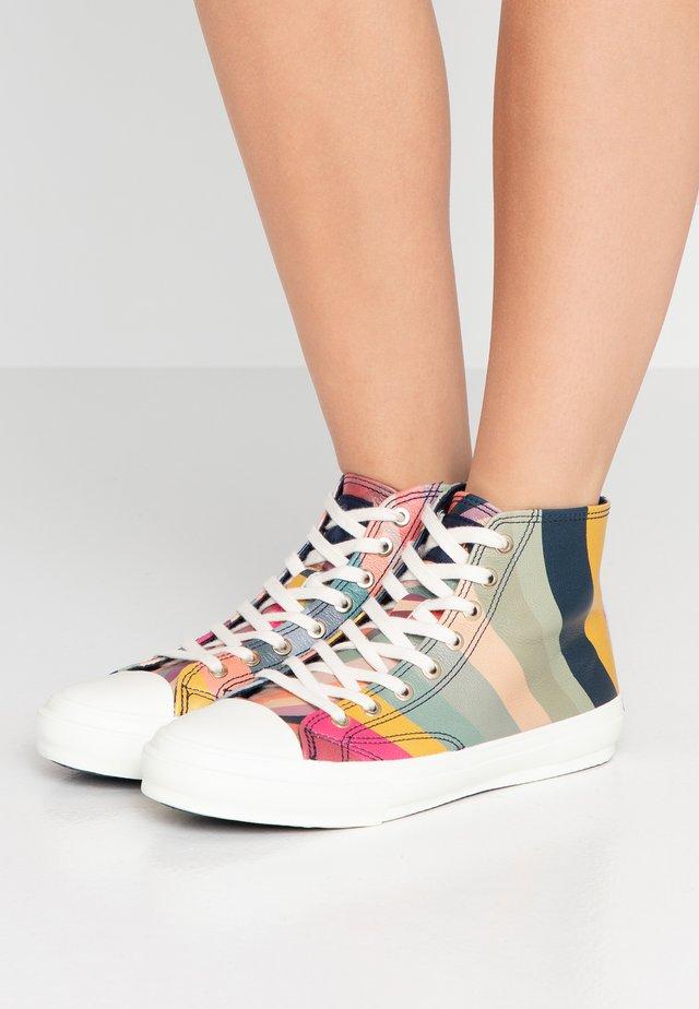 KIRK - Zapatillas altas - swirl