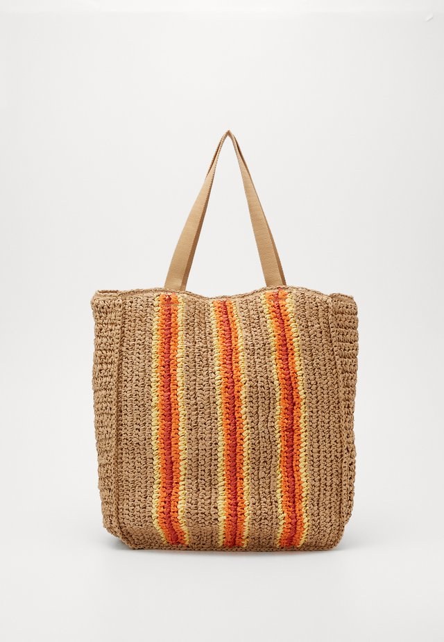 DANA SHOPPER - Tote bag - camel