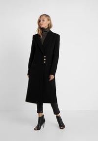Just Cavalli - Classic coat - black - 0