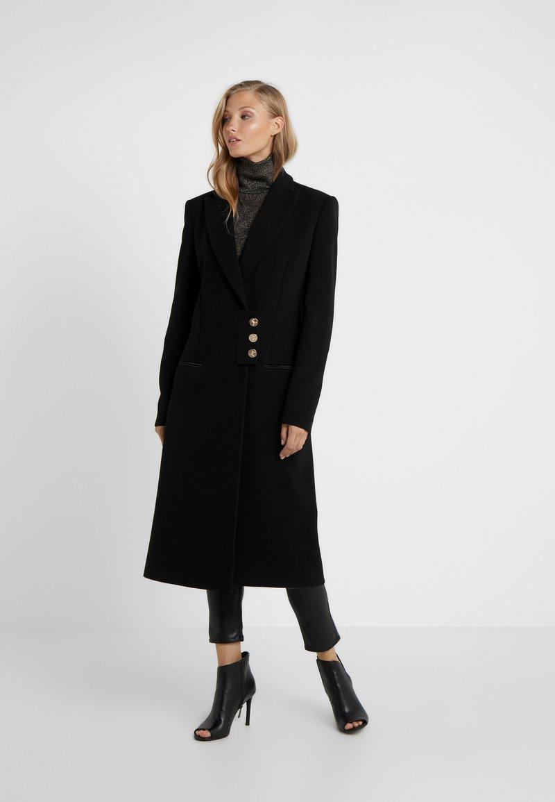 Just Cavalli - Classic coat - black