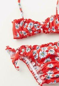 Calzedonia - Bikini - margherite soul red - 1