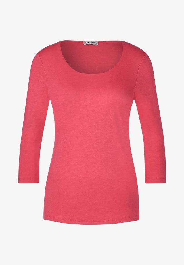PANIA - T-shirt à manches longues - pink