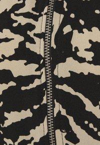 Noisy May - NMELLA DOLLY JACKET - Bomber Jacket - chateau gray/black - 6