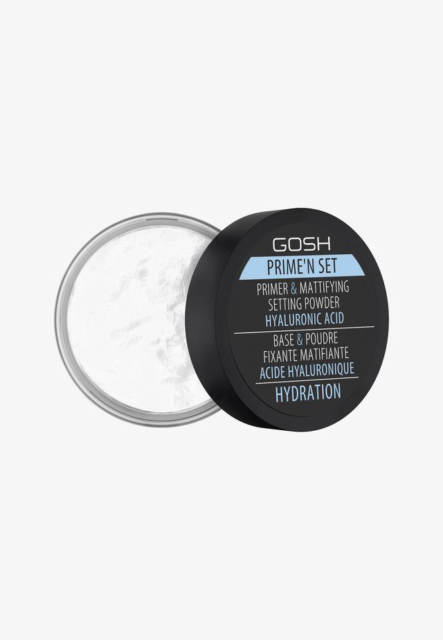 PRIME'N SET POWDER - Powder - 003 hydration