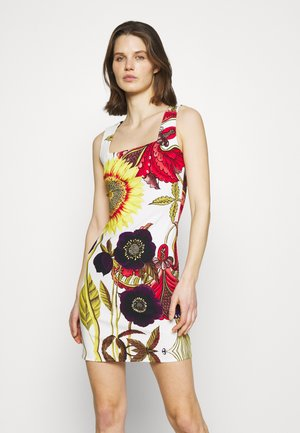 VEST_GLEN BY CHRISTIAN LACROIX - Robe fourreau - white