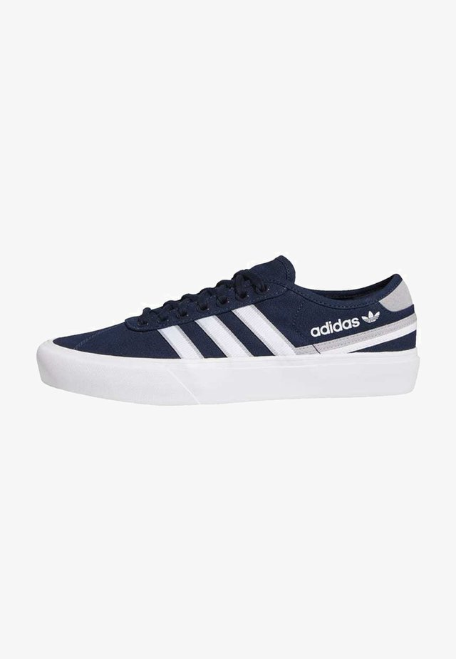 DELPALA SHOES - Zapatillas skate - blue