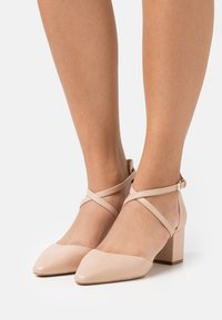 ALDO Wide Fit - ADRALEN - Classic heels - bone - 0