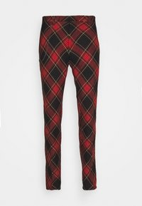 Twisted Tailor - AWLESTON SUIT - Oblek - red - 3
