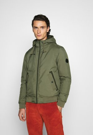 JJBERNIE JACKET - Light jacket - dusty olive