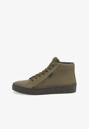 JAMES - Sneakersy wysokie - army