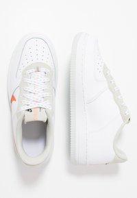 Nike Sportswear - FORCE 1 LV8 3 - Trainers - white/total orange/summit white/black - 1