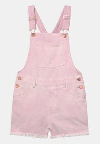 Marks & Spencer London - CORAL DUNGAREE - Dungarees - pink - 0
