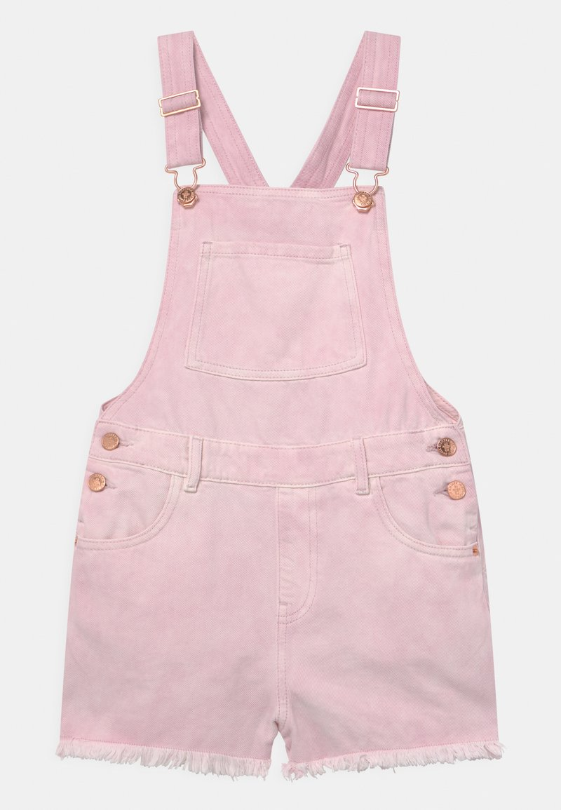 Marks & Spencer London - CORAL DUNGAREE - Dungarees - pink