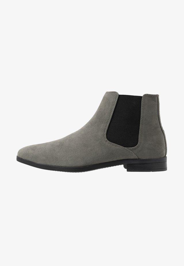 Bottines - grey