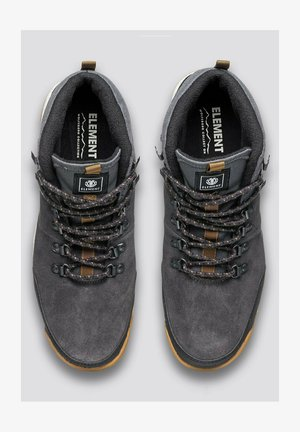 ELEMENT WOLFEBORO DONNELLY LIGHT - High-top trainers - asphalt gum