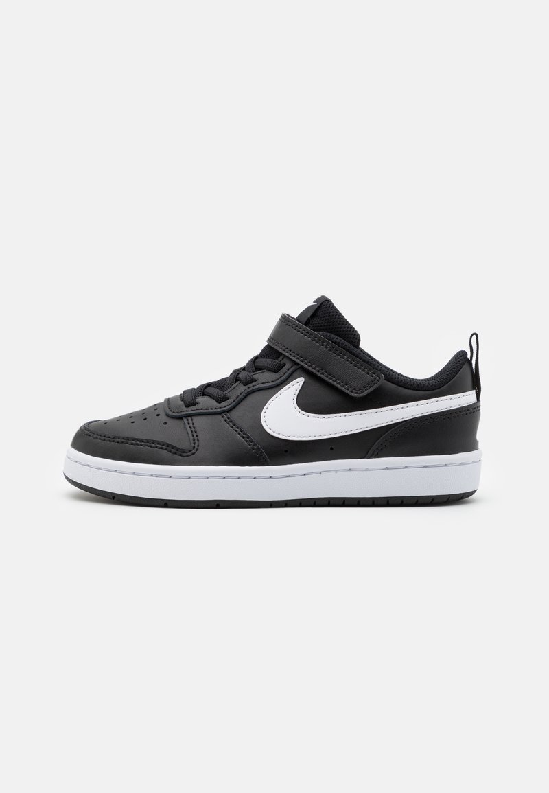 Nike Sportswear - COURT BOROUGH  - Baskets basses - black/white