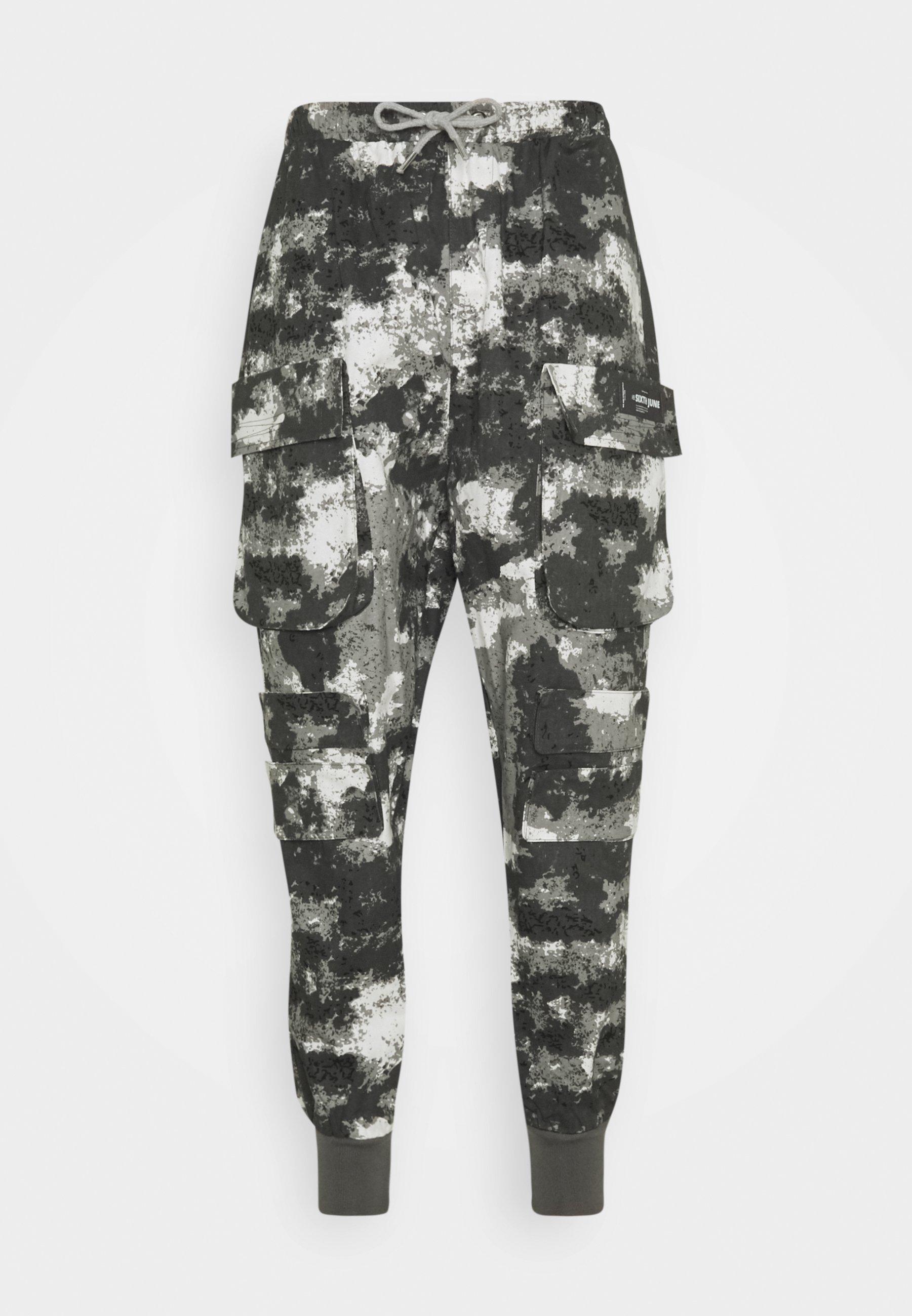Men MINIMAL PANTS - Cargo trousers