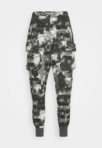 Sixth June - MINIMAL PANTS - Pantaloni cargo - grey - 0