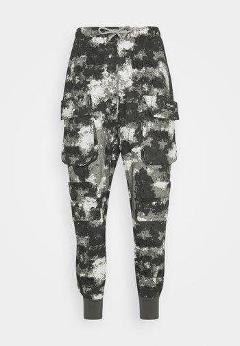 MINIMAL PANTS - Cargobyxor - grey