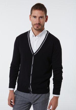 FIDERO  - Cardigan - schwarz