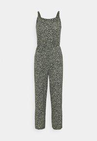 JDY - JDYALINA STRAP - Jumpsuit - black/kalamata - 0
